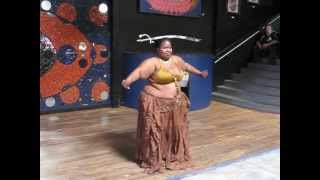 Repeat youtube video bellydancing- Eve's 2012 Sword Solo