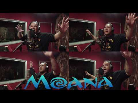Disney's Moana- We Know The Way Cover