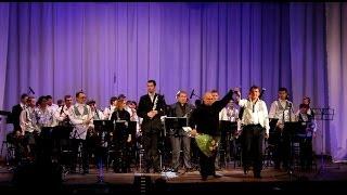 Концерт духового оркестра ДК Павлово с участием солистов Нижегородского театра оперы и балета