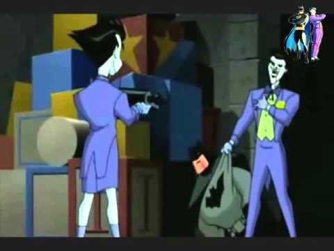 La Muerte del Joker (Batman del Futuro, El regreso del Joker)