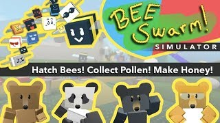 Roblox #2 - Bee Swarm Simulator - Alle Royal Jelly und Ticket Locations!