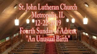 12-22-2019 An Unusual Birth