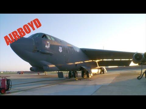 B-52 Training Flight • Barksdale Air Force Base