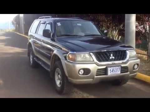 Montero Sport 2004 - YouTube