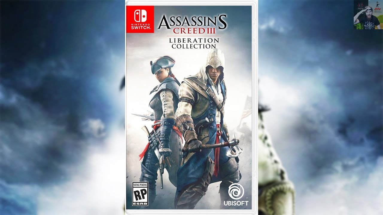 Jual Nintendo Switch Assassin S Creed Iii Remastered Eur