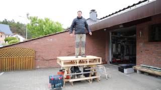 My ultralight version of the Paulk Workbench