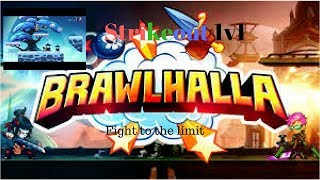 Brawlhalla - Nazi beatings to everyone who crosses my path | strikeout 1v1