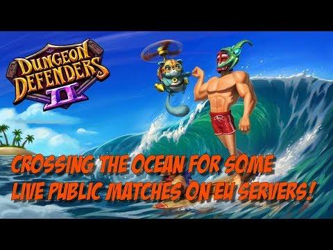 Live Public Matches on EU Servers!