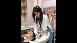 Зеркальное восстановление волос