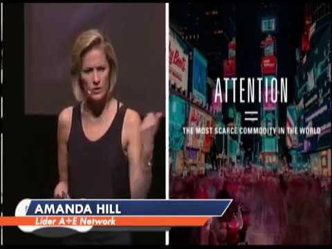 Amanda Hill líder de A+E Network participó en CDI