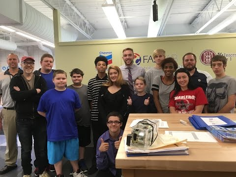 Adam Savage Embarks on His Makerspace Tour