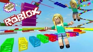 ROBLOX-PLAY PARKOUR-(BELINHA EXPLAINS)