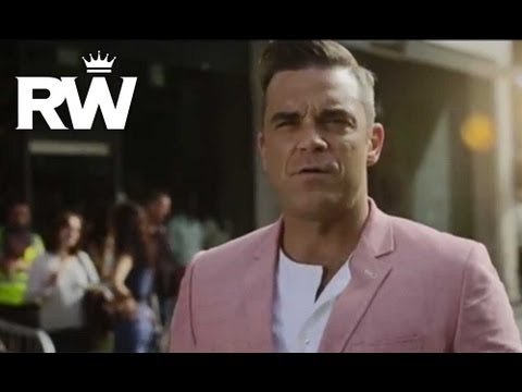Robbie Williams | 'Candy' Video Shoot | Take The Crown