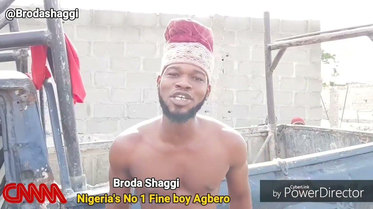 Broda Shaggi relocates to Cotonou