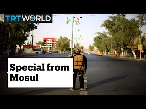 Strait Talk: Special from Mosul
