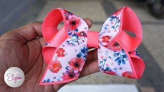 [PREVIEW] Laço Boutique Charme 🎀 Ribbon Bow 🎀 DIY by Elysia Handmade