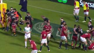 SANZAAR: British & Irish Lions v NZ Provincial Barbarians thumbnail