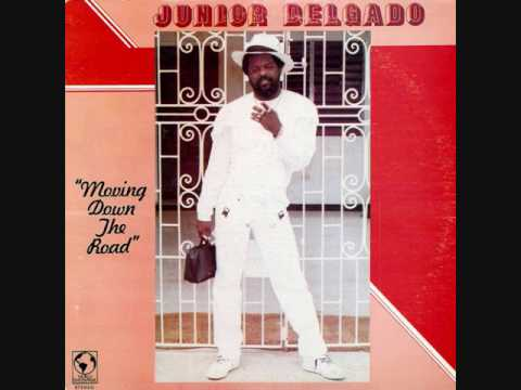 Junior Delgado - Moving Down The Road - 1986 (Full)