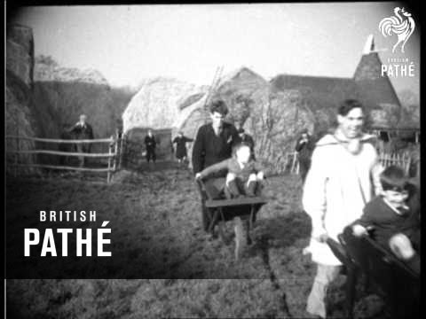 wheel barrow racing 1931