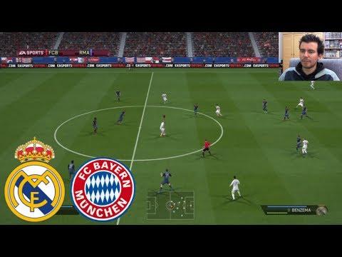 Real Madrid - Bayern Munich    FIFA 14 ONLINE #15 (XBOX ONE)    Comentado en Español HD 2.0