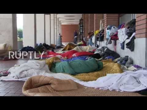 Italy: Migrants kicked off Swiss-bound train as border checks tightened