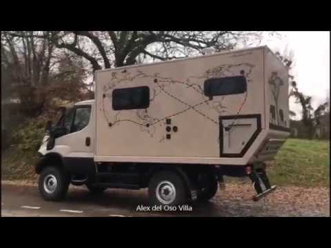 iveco daily 4x4 camper offroad expedition doovi. Black Bedroom Furniture Sets. Home Design Ideas