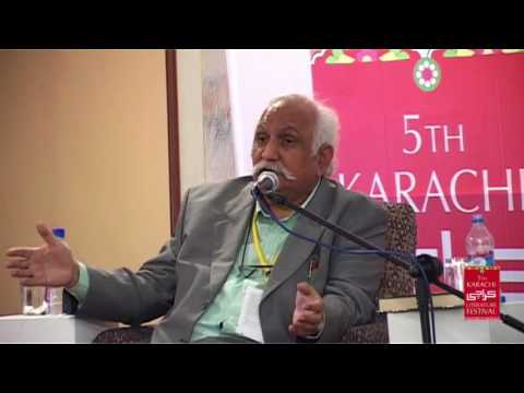 KLF-2014: Book Launch: What's Wrong with Pakistan? by Babar Ayaz (9.2.2014)