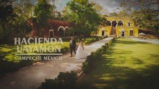 Hacienda Uayamon | Campeche México | Love is in the air HD