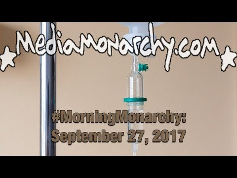 Drive-In Breach & Sports Drink Freaks on #MorningMonarchy: #September27, 2017