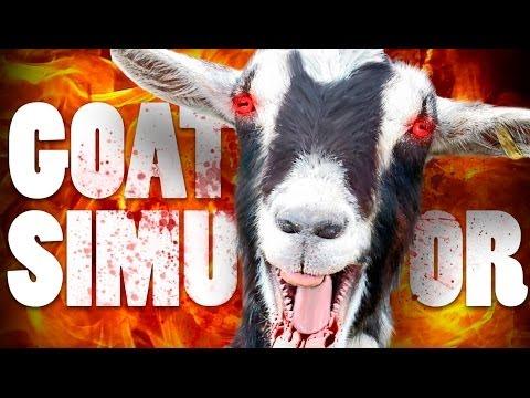 Симулятор козы скачать торрент игру