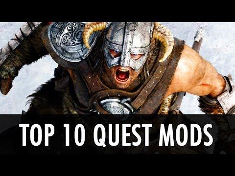 Skyrim: Top 10 Quest Mods
