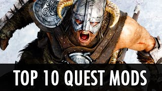 Skyrim: Top 10 Quest Mods
