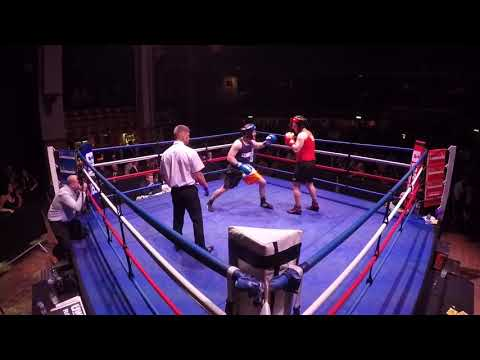 Ultra White Collar Boxing | Liverpool | Nathan Voigt VS Eamonn Harkin