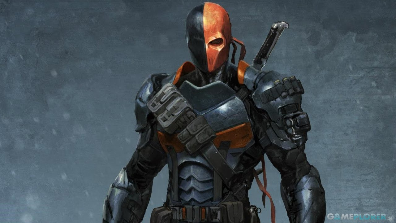 Suicide Squad Deathstroke Could We See Deathstro...