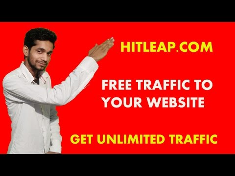 Bighits4U: How To Get Traffic To Your Website [Unlimited Traffic] (Gerador de Trafego)