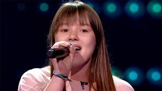 Angel Pink - 'Like I'm Gonna Lose You' | Blind Auditions | The Voice Kids | VTM
