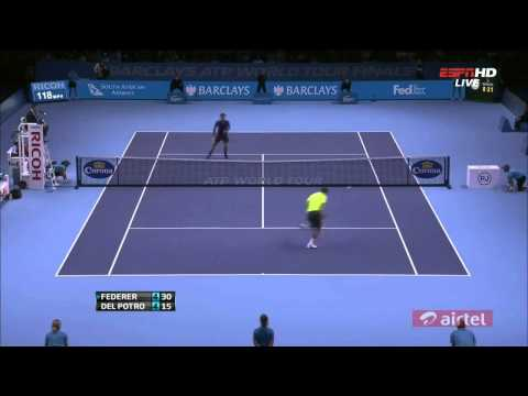 Roger Federer ♦ Recordman of Masters Cup HD 2015 #1