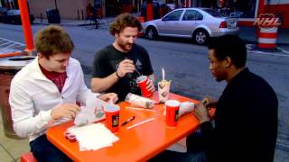 Flyers Tour: Cheesesteaks in Philly