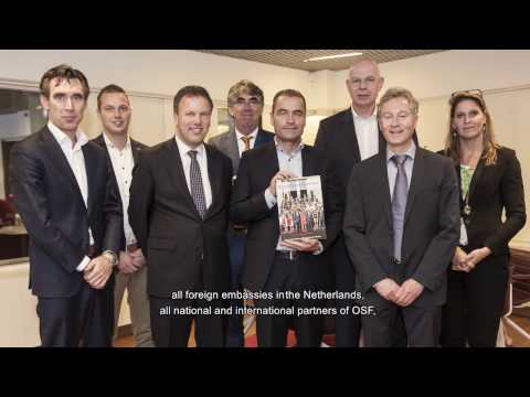 Presentation yearbook Holland Sports & Industry 2016/2017