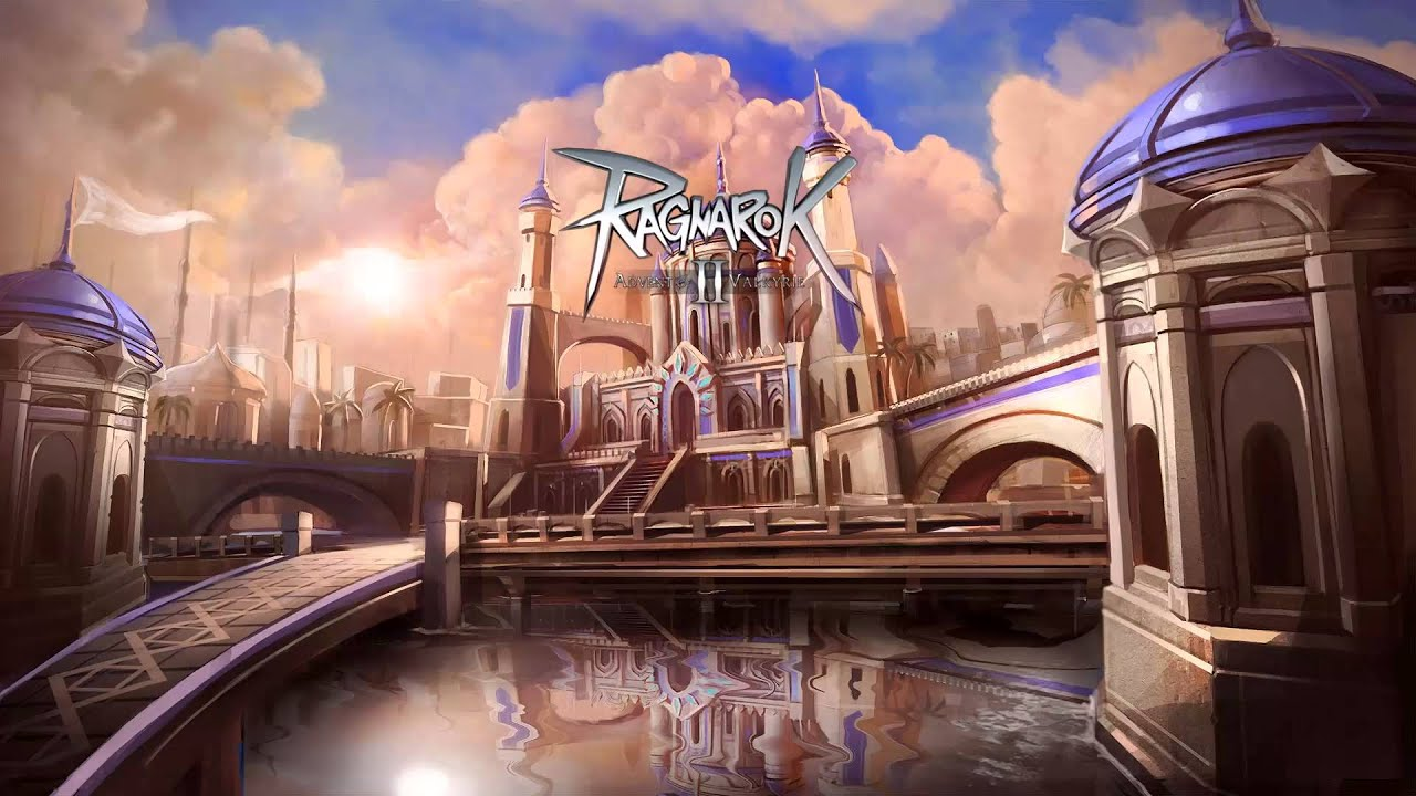 3d Name Wallpapers R Ragnarok Online 2 Advent Of Valkyrie Login Screen And