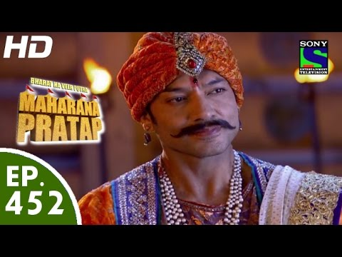 Bharat Ka Veer Putra Maharana Pratap - महाराणा प्रताप - Episode 452 - 15th July, 2015