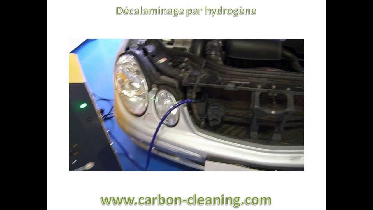 Mercedes 220 Cdi Carbon Cleaning Trous 224 L