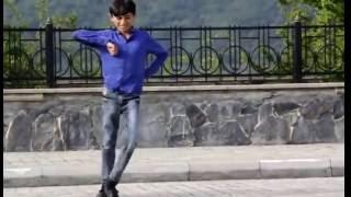 Мадина чеченец лезгинка танец