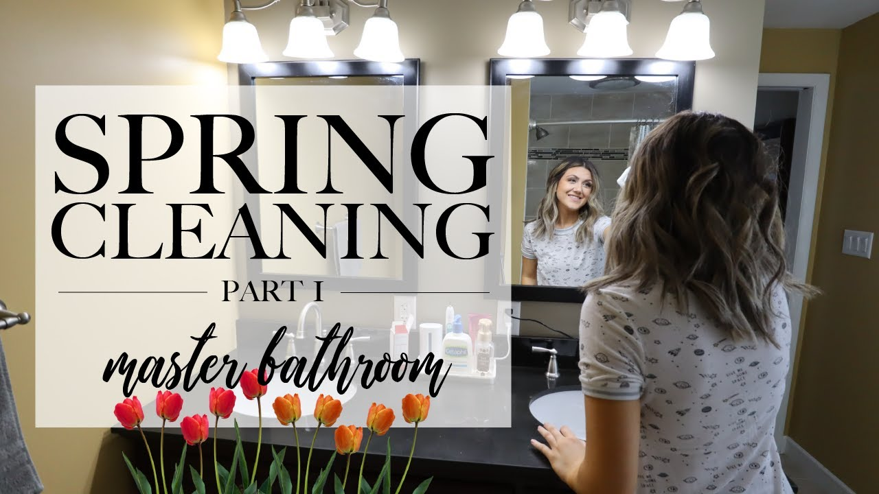 SPRING CLEANING (2020) | Organizing + Cleaning Motivation | A Whole Newell World