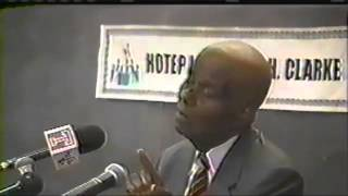 Dr. John Henrik Clarke - Christopher Columbus and the African Holocaust