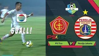 PS TIRA 0 - 5 Persija Jakarta