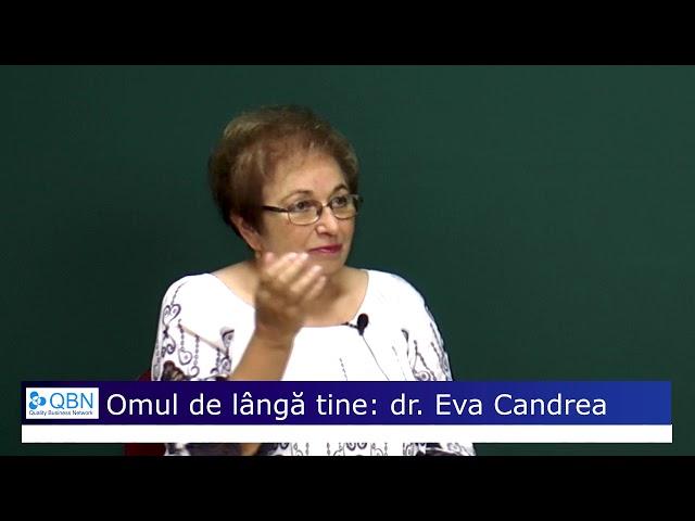 Diabetul, un mod de viață - Interviu cu dr. Eva Candrea