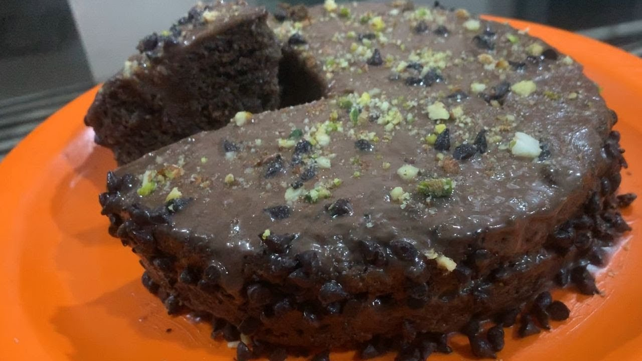 Cake recipe | Oreo Biscuit Eggless cake - No oven | Vele Public Rasoi