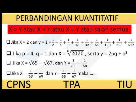 perbandingan-kuantitatif-cara-mudah,-soal-tpa-utbk-sbmptn-soshum-saintek-tiu-cpns