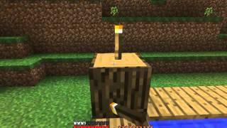 Minecraft Wake Up Suvival ep.8 - Басейн и рафтове за книги